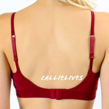 Load image into Gallery viewer, Miz Zebra Sweat: Burgundy Fleece Jogger & Bra Set, Active Wear, CallieLives