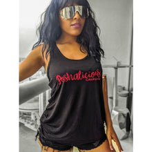 Load image into Gallery viewer, Callie Poshalicious Posh Swag Glitter Top - callielives