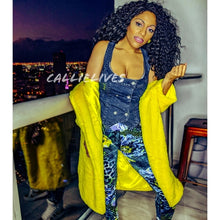 Load image into Gallery viewer, Miz Bumble FLY: Faux Fur Lightweight Midi Jacket, Jackets and Blazers, CallieLives