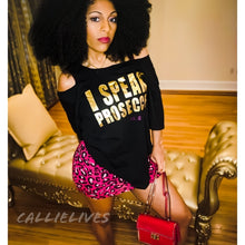 Load image into Gallery viewer, Stasia Exotic: Hot Pink Panther Cheetah Mini Skirt, Shorts and Skirts, CallieLives