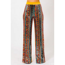 Load image into Gallery viewer, Callie Fiesta: Sequin Stripe Flare NYE Party Pants
