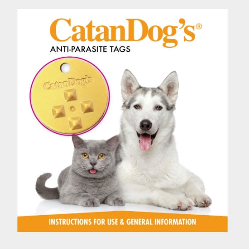 1x Catandogs Tag