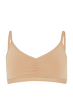 People Tree Soft bra top almond