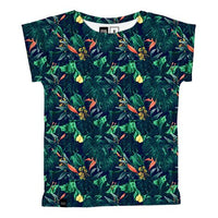 Dedicated T-shirt Visby Jungle Multi Color