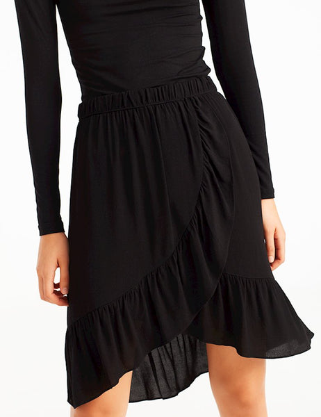 Mbym Semina Skirt in Black