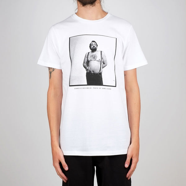 Dedicated x Hans Gedda Stockholm Cornelis T-shirt