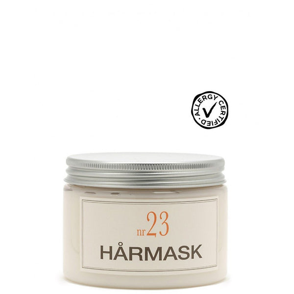 Bruns Hårmask No 23 Oparfymerad 350ml