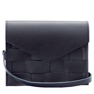 Eduards Accessories Näver Svart Mini Shoulder Bag