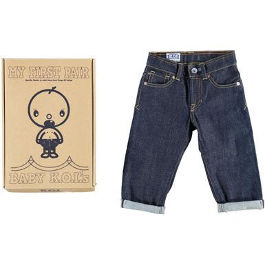 Baby KOI Jeans Dry Selvage