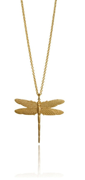 Bohemia Dragonfly Necklace