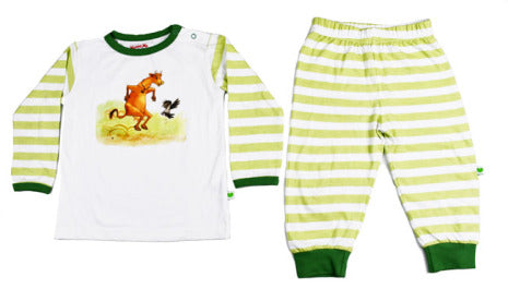 Sture & Lisa Mamma Mu Pyjamas Set