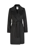 Mbym Tanni Coat in Black
