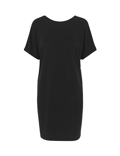 Mbym Bosko Kattie Dress in Black or Golden Oak