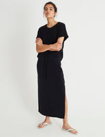 Mbym Florrie Bosko Skirt in Black