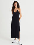 Mbym Leslee Bosko Dress in Black