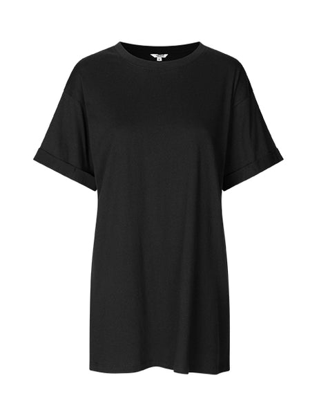 Mbym Rayhana McCabe Top/Dress in Black Grey or Blue Heron