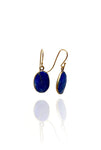 Bohemia Stone pendant earrings in Lapis