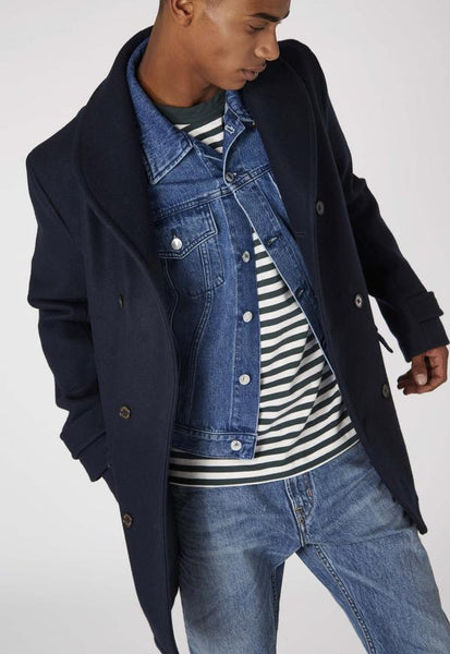 Kings of Indigo Deadalus Wool Jacket - REA 50%