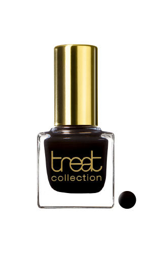 Treat Collection Bold Nail Polish - Svart Tulpan