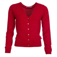Froy & Dind Cardigan Gerdy Red