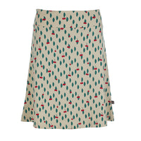 Froy & Dind Skirt Long Cherry Jersey Cotton - REA 20%