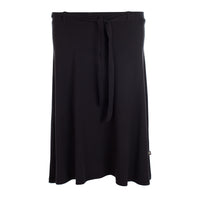Froy & Dind Skirt Manon Black Jersey Tencel