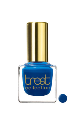 Treat Collection Inspired Nail Polish - Blå