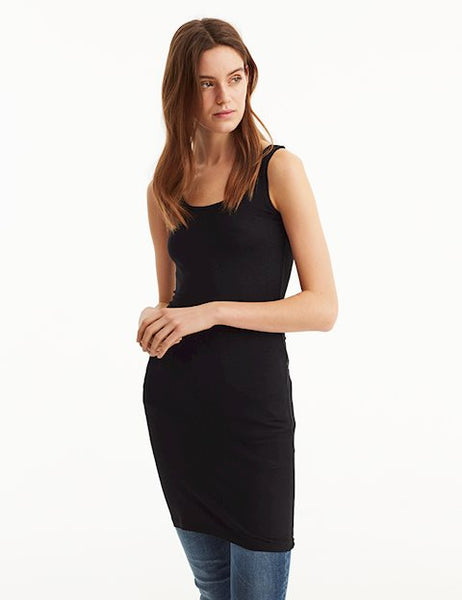 Mbym Lina Dress in Black