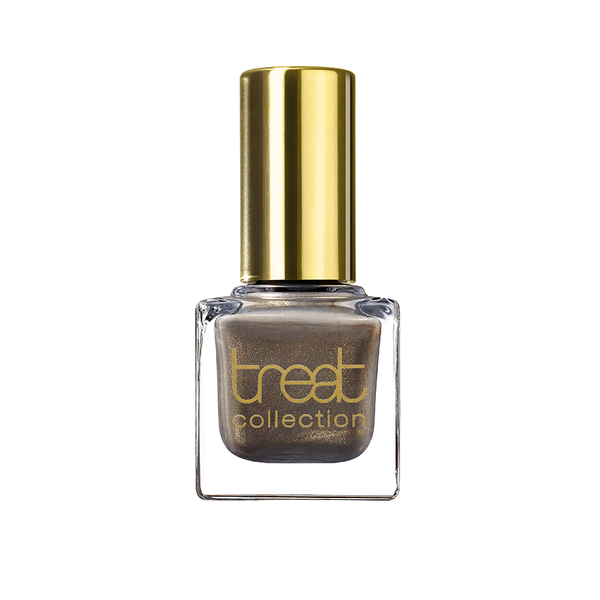 Treat Collection Must Have Nail Polish - Gråbrun