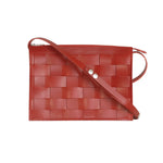 Eduards Accessories Näver Collection Small Shoulder Bag Red
