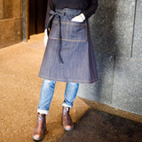 TbyDem Maker´s Skirt Long Denim Skirt