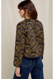 People Tree V&A Rosa Print Jacket