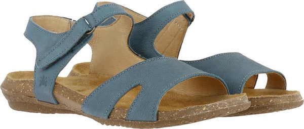 El Naturalista Pleasant Sandal in Vaquero Blue Grey 5066 - REA 30%