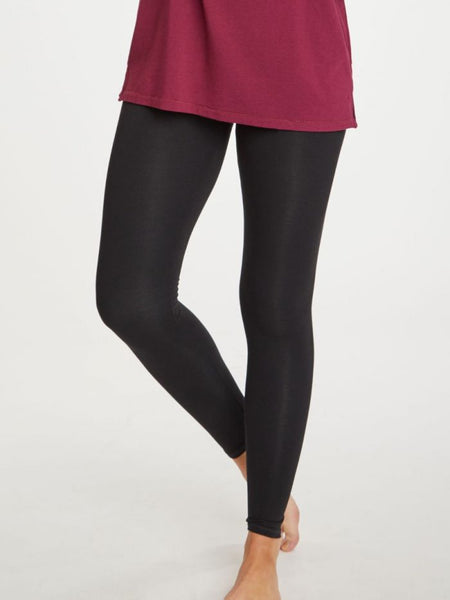 Thought Leggings Bamboo Basic Black