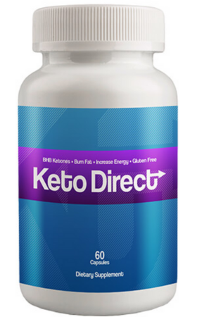 Keto Direct - 60 Count
