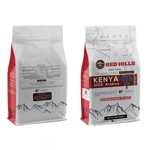 KENYA MEDIUM-DARK ROAST
