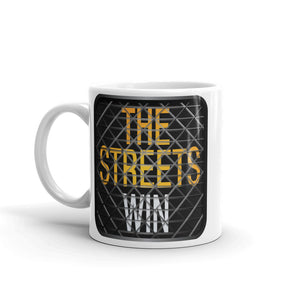 Crosswalk Mug - The Streets Win