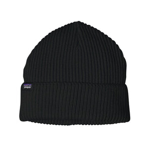 Patagonia Fisherman's beanie - Black