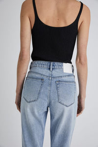 NEUW Lexi High Waist Straight - Seventies