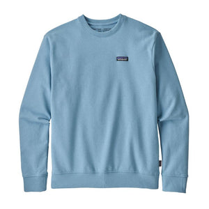 Patagonia Men's P-6 Label Uprisal Crew Sweatshirt - Break up Blue