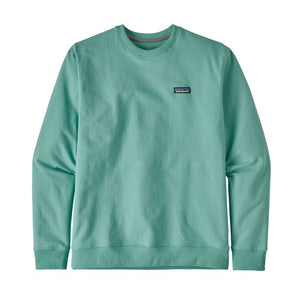 Patagonia Men's P-6 Label Uprisal Crew Sweatshirt - Light Beryl Green