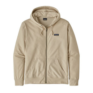 Patagonia Men's Label LW Full-Zip Hoody - Pumice