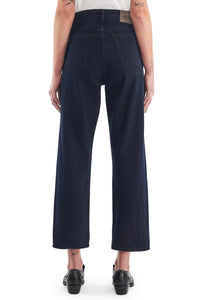 NEUW Edie High Waist Loose Straight - Marais Nights