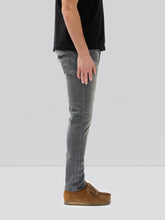 Load image into Gallery viewer, NUDIE JEANS TIGHT TERRY Mid Grey Pwr