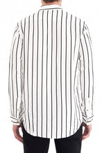 Load image into Gallery viewer, Neuw Stripe LS Shirt - White