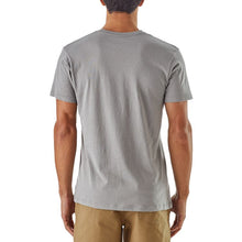 Load image into Gallery viewer, Patagonia Men's Tide Ride Organic T-shirt - Feather Grey