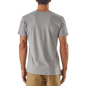 Patagonia Men's Tide Ride Organic T-shirt - Feather Grey