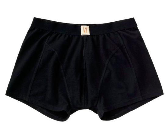 NUDIE JEANS Boxer briefs - Solid Black