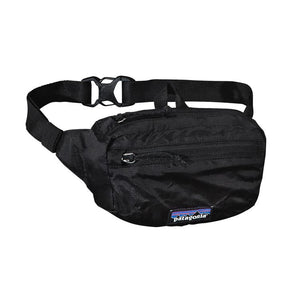Patagonia Lightweight Travel Mini Hip Pack 1L - Black