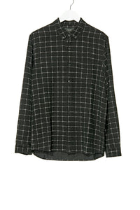 Neuw Check LS Shirt - Black
